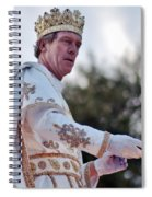 Bacchus 2014 Spiral Notebook
