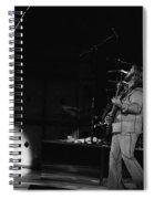 Bachman-turner Overdrive In Spokane In 1976 Spiral Notebook