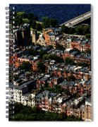 Back Bay Spiral Notebook