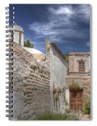Back Door Spiral Notebook