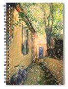 Back Door Spiral Notebook