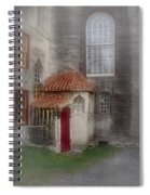 Back Door To The Castle Spiral Notebook