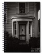 Back Home Bar Harbor Maine Spiral Notebook