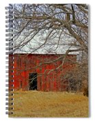 Back In The Woods Spiral Notebook