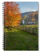 Back Roads Spiral Notebook
