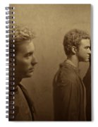 Back Stage With Nsync S Spiral Notebook