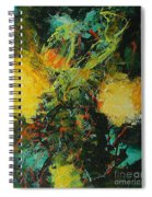 Back To Eden Spiral Notebook