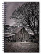 Back Yonder Spiral Notebook