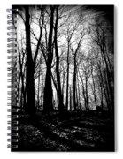 Backdunes In April Spiral Notebook