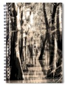 Backwater Cajun Country Spiral Notebook