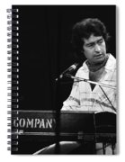 Bad Company 1977 Spiral Notebook