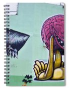 Bad Thoughts Spiral Notebook