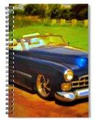 Badass Cad Spiral Notebook