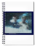 Badgeman Man Grassy Knoll Dallas Texas 1963-2012 Spiral Notebook