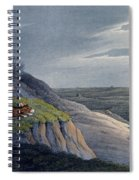 Badger Catching, 1820 Spiral Notebook