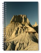 Badlands Hoodoo Spiral Notebook