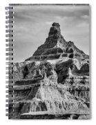 Badlands Peak Spiral Notebook