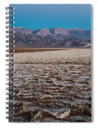 Badwater Spiral Notebook