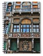 Baffo Balcony Spiral Notebook