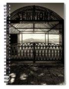 Bagni Sempione Spiral Notebook