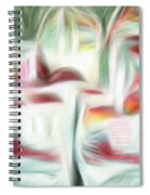 Bags Of Apples Spiral Notebook