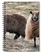 Bahahaha Spiral Notebook