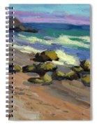 Baja Beach Spiral Notebook