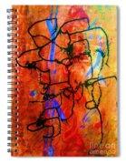 Baja Primative Spiral Notebook