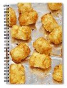 Baked Potato Treats Spiral Notebook