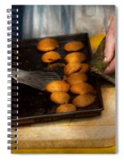 Baker - Food - Have Some Cookies Dear Spiral Notebook