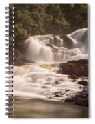 Bakers Brook Falls Spiral Notebook