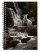 Bakers Fall. Horton Plains National Park. Sri Lanka Spiral Notebook