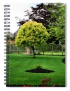 Bakewell Country Gardens - Bakewell Town - Peak District - England Spiral Notebook