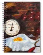 Baking From Scratch Spiral Notebook