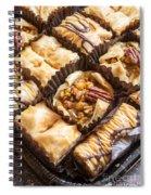 Baklava Desert Spiral Notebook