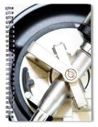 Balanced Counter Weight Spiral Notebook