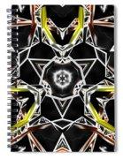 Balanced Darkness Spiral Notebook