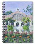 Balboa Park Botanical Garden Spiral Notebook