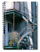 Balcony 1 Spiral Notebook