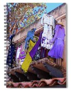 Balcony Spiral Notebook