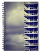 Balcony Study Spiral Notebook