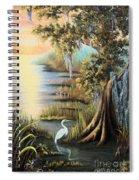 Bald Cypress Spiral Notebook