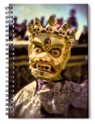 Bali Dancer 1 Spiral Notebook