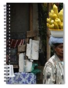 Bali Indonesia Proud People 2 Spiral Notebook