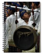 Bali Indonesia Proud People 4 Spiral Notebook