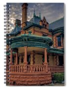 Ball Eddleman Mcfarland House Spiral Notebook