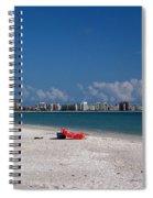 Ball Spiral Notebook