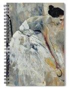 Ballerina 6631 Spiral Notebook