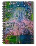 Ballerina Nutcracker Spiral Notebook