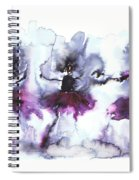 Ballet Dancers Spiral Notebook